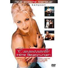EMMANUELLE - Intime Begegnungen - Holly Sampson (DVD) *NEU OVP* Erotik