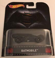 Hot Wheels Retro Entertainment Batman Vs Superman Batmobile - Super Fast Ship!!!