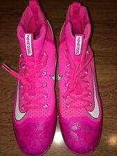 NEW RARE Nike Air Huarache 2k Filth Elite Pink PE Promo Baseball Cleats Mens 15