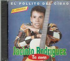 Jacinto Rodriguez  Te Amo  (El Pollito del Cibao) BRAND  NEW SEALED  CD