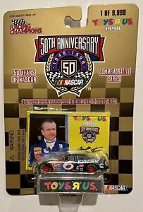 1998 Racing Champions 1:64 NASCAR - Mark Martin - Toys R Us Exclusive - NEW