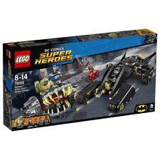 Lego 76055 Super Heroes Batman Killer Croc Sewer Smash Building Block Toy Figure