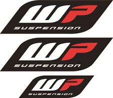 PEGATINA STICKER WP SUSPENSION AUFKLEBER SKATE ADESIVI