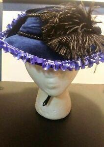 Women's Civil War Hat bonnet Reenactment Ladies reenactor  Victorian Antebellum