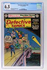 Detective Comics #196 - DC 1953 CGC 6.5 - Batman!
