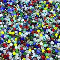 500 Abalorios de Cristal Tupis 3mm T501H  Perline Perlen Beads Bicone Crystals