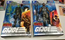 G.I. JOE Classified Beach Head & Roadblock Cobra Island GI *WATCH VIDEO IN DESC.