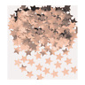 Rose Gold STARS Wedding Birthday Hen Night Sprinkles Confetti Table Decoration