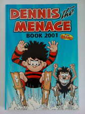 Dennis the Menace from Beano Book 2001 - (Hardcover) - (Ex Cond) - 0851167438