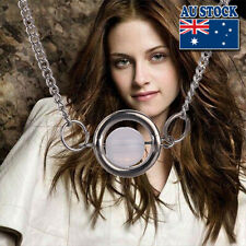 Twilight Bella's  Moonstone Chain Pendant Necklace Gift