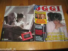 OGGI 1996/30=LADY DIANA=AMBRA ANGIOLINI=TARYN POWER=ANTONIO CICCONE=