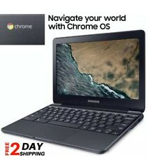 Samsung Chromebook 3 11.6 Pro Plus Google 2018 Slim Laptop Labtop Computer Best