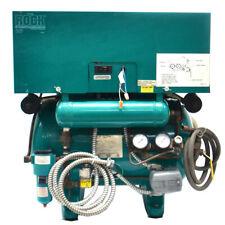 Apollo R22 The Rock Oil Less Dental Air Compressor 208230v 15hp 10 Gal 100psi