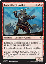 MTG GOBLIN WARCHIEF - CONDOTTIERO GOBLIN - DOM - MAGIC