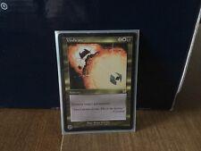 MTG Vindicate x1 Apocalypse ENGLISH LP Rare Gold
