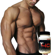 Pro Force T40 Turkesterone Factor Bodybuilding Supplements DEER ANTLER VELVET