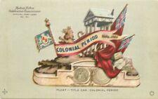 1909 Hudson Fulton Exposition New York Parade Float Postcard 20-11054