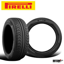 2 X New Pirelli P4 Four Seasons Plus 225/60R16 98T All-Season Touring Tires