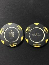 Fallout New Vegas Collector's Edition - Ultra Luxe Poker Chip 100 Dollars