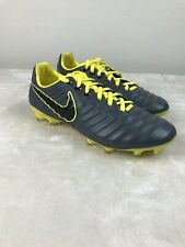 Nike Tiempo Legend VII 7 Pro FG Leather Cleats AH7241-070 U.S Men 8 Womens 9.5