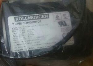 danaher kollmorgen pm servomotor servo motor akm41h-acsn2-o2 3 months warranty