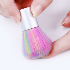 Soft Nail Cleaning Brush Acrylic UV Gel Powder Dust Remover Brush Nail Care Tool