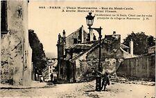 CPA Paris 18e Vieux Montmartre Rue du Mont Cenis Maison de Mimi Pinson (284502)