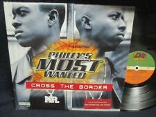 """Philly's Most Wanted """"Cross The Border"""" 12"""" Single (Parental Advisory)"""