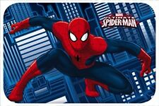 Marvel Ultimate Spiderman Tapis Anti-dérapant 40cm x 60cm Enfants