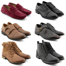 Scarpe uomo Lace-up Collection mocassini stringate scarponcini casual eleganti