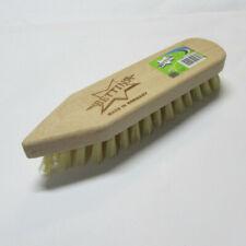 "81/2"" Bettina Hand Scrub Brush Wood Handle Stiff Nylon Filament Scrubbing Brush"