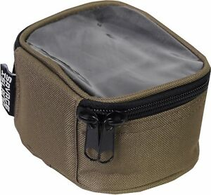 Lead Weight Pouch Carry Bag Carp Fishing Luggage with Clear Top - 218