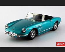 Ferrari 330 GT Spyder 1966 Verde Metallic 9424 1/43 Best