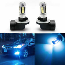 8000k Ice Blue 881 886 894 896 889 100W LED Fog Driving Light Bulb For Hyundai