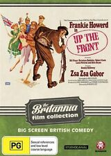 Up the Front: Britannia Collection NEW R4 DVD