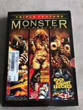 Triple Feature Monster Classics DVD - New, Factory Sealed