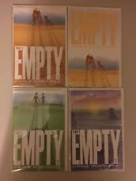 Lot of 4 Empty (2015 Image) #1A 1B 2 3 VF-NM Near Mint Image Comics