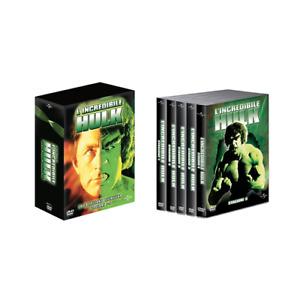 L'INCREDIBILE HULK - La Collezione Completa (Stagioni 1-5) (23 Dvd)