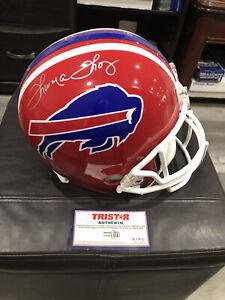 Thurman Thomas FS Replica Bills Helmet.