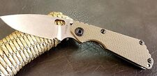 Strider SNG USA 100%Authentic SNG with CTS40CP Exotic Steel Lego Coyote NEW