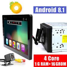 "10.1"" Android 8.1 2Din Car Radio Multimedia Player Gps Navi Obd Tpms Wifi Bt Dvr"