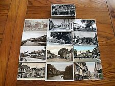 More details for 100 old uk better topographical postcards, better - 1903-1960
