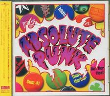 Absolute Punk SUM 41, SOMETHING CORPORATE Japan CD-NEW