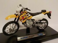 Motorbikes, Suzuki DR 7400S,  New & Sealed 1/18