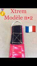 Set of 2 X-TREM Strap hoverkart Fastener Clip With Hook Loop Hover Cart Kart