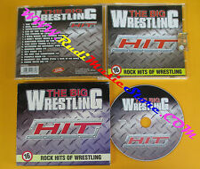 CD Compilation THE BIG WRESTLING HIT The time is now no lp mc vhs dvd (C40)