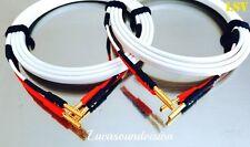 Nuevo Cable de altavoz de audio hablar 3 mk2 2x 4m producto terminado ECNT 5 estrellas