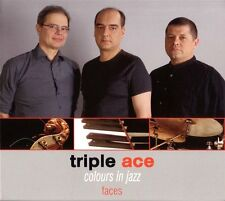 CD   Faces Triple Ace - Colours in Jazz Digipack (K20)