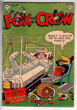 FOX And The CROW #5 DC 1952