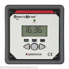 Morningstar RM-1 Remote Meter for SunSaver-MPPT, SureSine and SunSaver-Duo